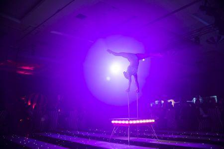 the greatest showman acrobalance