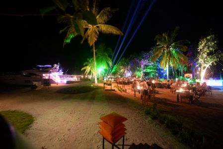 The Maldives Easter