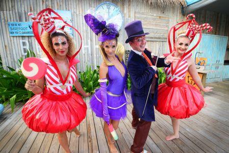 The Maldives Willy Wonka