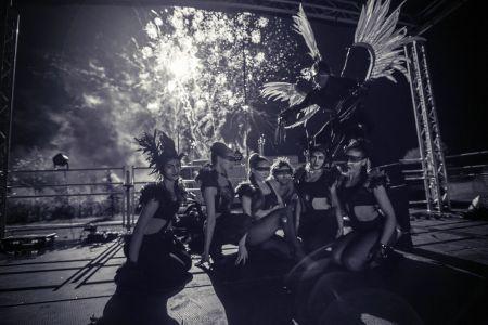 Tiki Fireworks