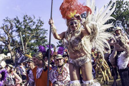 Tribal Girl Costume
