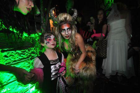 Tv Star Jonathan Ross Halloween Party