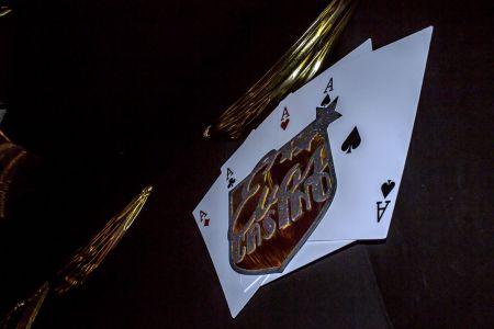 Vegas Casino Theme Props