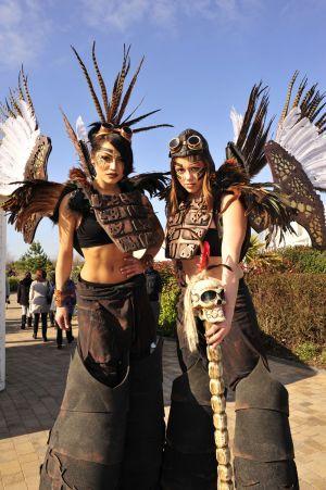 Voodoo Steampunk Girls