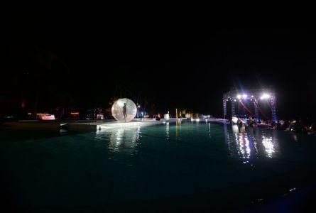 Water Globe Maldives Entertainment