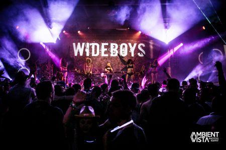 wideboys run to the sun