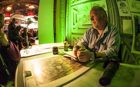 William Simpson Scifi Weekender