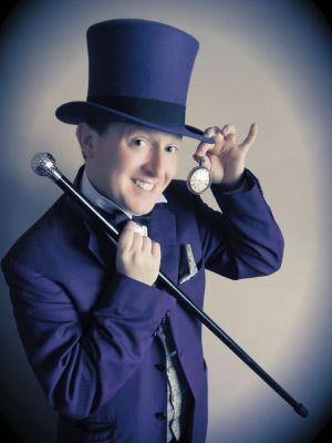willy wonka magician