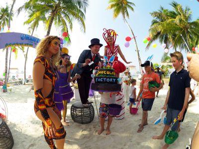 Willy Wonka Maldives