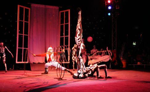 winter wonderland circus london