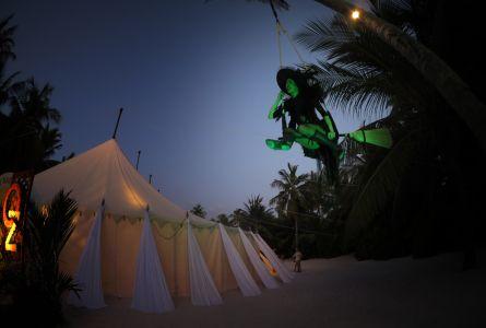 Wizard Of Oz Circus