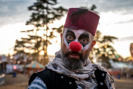 worst clown in the world