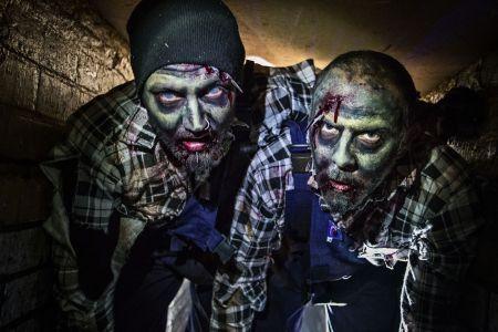 Zombie Duo Secret Party
