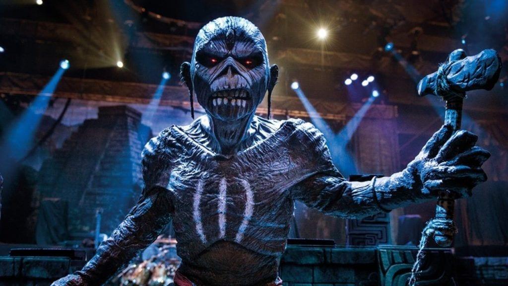 Area 51 Eddie Iron Maiden