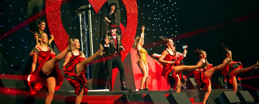 MOULIN ROUGE AT THE RICOH