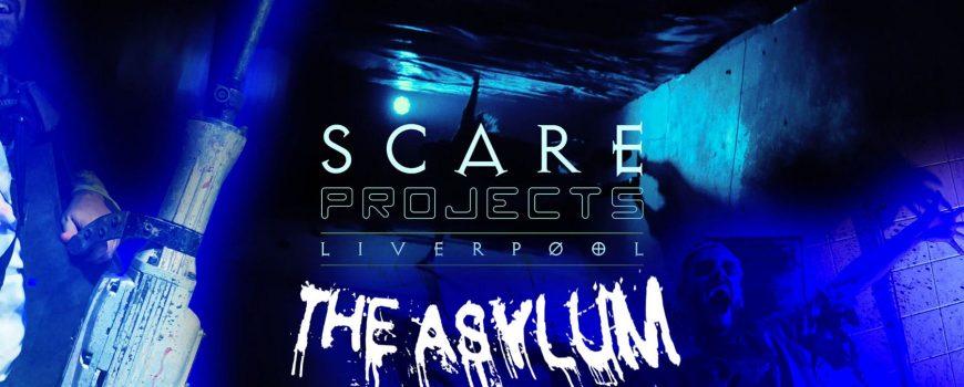 BRAVING 'THE ASYLUM'